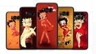 Sexy Girl Betty Boop Case For Samsung A10 A30 A40 A50 S A70 M10 M20 M30 Note 10 $15.86 CAD on eBay