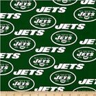 NFL New York Jets Cotton Fabric BTY - Free Shipping! $7.95 USD on eBay