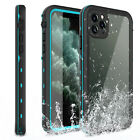 For iPhone 11 Pro Max Waterproof Case Life Dropproof Shockproof Full Body Cover