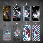 Colorado Avalanche iphone 11 case 11 pro max galaxy note 10 note 10 plus case $23.99 USD on eBay