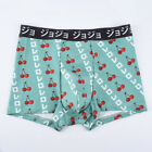 JoJo's Bizarre Adventure Kujo Jotaro Men's Underwear Briefs Girl Safety pants