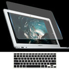 2in1 9H Tempered Glass Screen Protector Keyboard Cover for MacBook Pro 13 /Touch