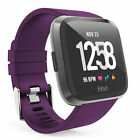 For Fitbit Versa Silicone Wrist Strap Wristband Replacement Accessory Watch Band