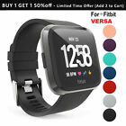 Kyпить For Fitbit Versa Silicone Wrist Strap Wristband Replacement Accessory Watch Band на еВаy.соm