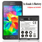For Samsung Galaxy J3 Emerge SM-J327P Battery 4500mAh w/ Dock Wall Charger Cable
