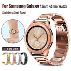 Stainless Steel  Strap Watch Band For Smart Watch Samsung Galaxy 42/46mm Gear S3 image
