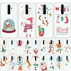 For Xiaomi Redmi Note 8 Pro Christmas Tree Santa Claus Clear Pattern Slim Case $2.74 USD on eBay