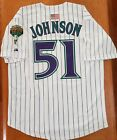 New Randy Johnson Arizona World Series Diamondbacks Baseball Jersey (Medium) on Ebay