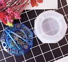 Silicone Mold Ashtray Epoxy Resin Plaster Cement DIY Jewelry Making Mould Craft