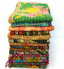 Wholesale Lot Vintage Kantha Bed Cover Cotton Throw Gudari Bedspread Coverlets image