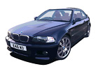 POSTER - BMW E46 M3 - (A4, A3, A2 Size) - CHOOSE REG & Colour PERSONALISE Car