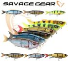 Savage Gear NEW V2 4Play SWIM & JERK Lures Predator Fishing Tackle Bait Pike UL
