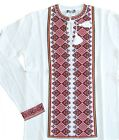 Ukrainian Man Embroidery Shirt Mens Vyshyvanka Ukraine