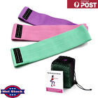 Fabric Resistance Bands for Legs and Booty Workout Hip Circle Loop B