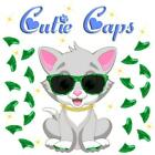 Cutie Caps 40 pack Emerald Green Glitter Soft Nail Guard for Cat Paws / Claws