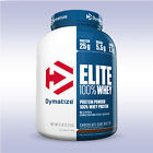 DYMATIZE NUTRITION ELITE WHEY (5 LB) iso protein bcaa mass 100 gainer super pre $59.95 USD on eBay