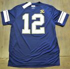 NFL Green Bay Packers -Aaron Rodgers -Blue Jersey/T-shirt -NFL Apparel - NWT $19.99 USD on eBay