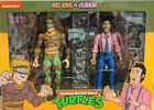 Nickelodeon Teenage Mutant Ninja Turtles and Villains  Action Figures By NECA