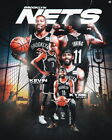 "231 Kyrie Irving - 11 Brooklyn Nets NBA MVP Basketball 14""x17"" Poster on eBay"