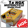 1x NGK Spark Plug for HONDA 125cc NES125 @ 00->03 No.5666