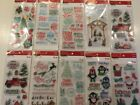 Kyпить Recollections Christmas Clear Stamp Set YOU PICK NEW на еВаy.соm