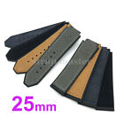 25mm Suede Leather Rubber Watch Band Strap for Hublot Big Bang F1 44 44.5 45 mm comprar usado  Enviando para Brazil