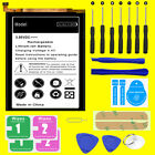 For ZTE Vodafone Smart V8 / Vfone 6+ VFD710,3100mAh Replacement Battery w/ Tools