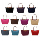 New Authentic Longchamp Le Pliage 1899 Nylon Tote Handbag Travel Bag Large image