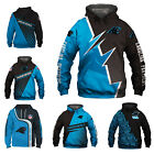Carolina Panthers Hoodie Hooded Pullover Sweatshirt S-5XL Football Team Fans $29.44 USD on eBay