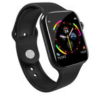 W34 Bluetooth Watch ECG Heart Rate Monitor Smart Watch for Android iPhone 2020