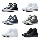 New Converse Chuck Taylor All Star High Top Sneakers Original Canvas Shoes Women