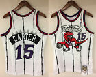 Vince Carter Toronto Raptors Mitchell & Ness NBA 1998-1999 Authentic Jersey HWC on eBay