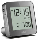 BRAUN BNC009RC Radio controlled alarm clock, backlight, snooze, battery powered