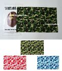 A BATHING APE Goods ABC PLACE MAT 3colors lunch From Japan New
