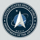 Kyпить Space Force United States Air Force Sticker Vinyl Decal 4x4 inches    2-420 на еВаy.соm