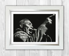 Howlin Wolf 1 A4 reproduction autograph photograph poster with choice of frame