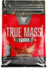 True Mass 1200 BSN 10.25LB 1220 Calories 50G Protein 10.38 lb Gainer All Flavors