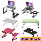 360° Adjustable Laptop Notebook PC Desk Table Stand  Bed Tray