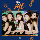 Внешний вид - ITZY - IT'Z ME CD+2Photocards+Pre-Order Benefit+Poster+Free Gift+Tracking no.