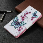 Owl Wallet Leather Flip Cover Case For Huawei Y7 2019 Y5 2019 P30 Lite Y6 2019