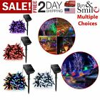 100 LED Solar String Fairy Lights Waterproof Outdoor Party Decoration NEW