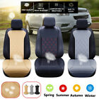 Universal Car Auto Vehicle Front Row Seat Cover Chair Cushion Pad Mat Protector
