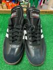 ADIDAS SAMBA CLASSIC INDOOR SOCCER SHOE BLACK WHITE ADULT