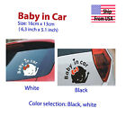 BABY IN Car STICKER DECAL VINYL US seller