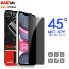 Anti-spy Tempered Glass Screen Protector For Apple Iphone 12 11 Pro Xs Max Xr X