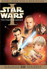 Star Wars Episode I: The Phantom Menace (DVD, 2005, 2-Disc Set, Widescreen Chec… $19.71 CAD on eBay