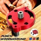 X600-1 Woodworking Panel Hole Puncher Doweling Jig Dowel 6 8 10mm Drill Guide