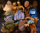 Star Wars Buddies Plush Hasbro YOU PICK! Yoda Chewbacca Wampa Max Rebo Wicket $14.99 CAD on eBay