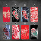 Detroit Red Wings iphone 11 11 pro max galaxy note 10 10 plus wallet case $17.99 USD on eBay