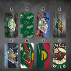 wallet case Minnesota Wild galaxy S7 S8 S8plus S9 S9+ S10 S10plus S5 S6 $16.99 USD on eBay